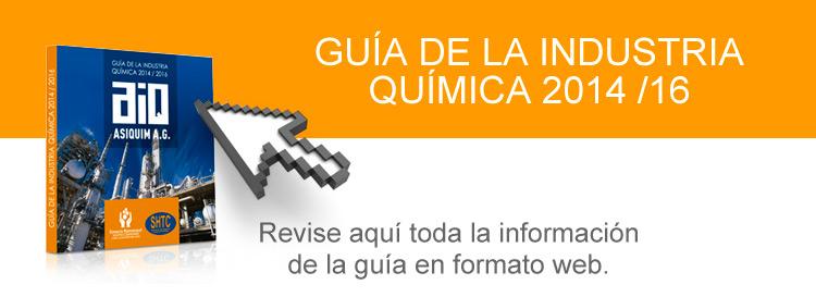 Guía Química 2014 /2016