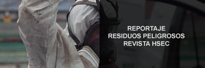 Manejo residuos peligrosos - Conducta Responsable