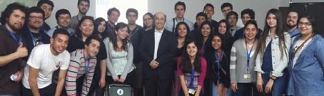 ASIQUIM tuvo destacada participación en IX Congreso Nacional de Estudiantes de Ingeniería Química