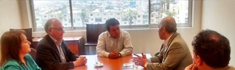Reunió la Comisión Zona Norte con el Seremi de Minería de la Región de Antofagasta