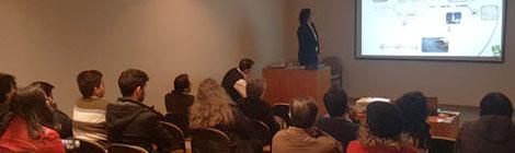 """Workshop UC, """"Investigación en la Industria y el rol de los químicos"""""""