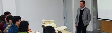 Asiquim inicia ramo de Conducta Responsable en la Universidad Católica de Chile