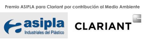 Premio ASIPLA para Clariant por contribución al Medio Ambiente