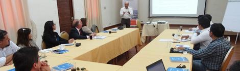 Comité Zona Norte realizó reunión mensual en Antofagasta