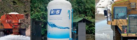 K+S CHILE Mejorando los caminos no pavimentados con Road Salt