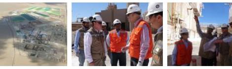 SQM aumenta su capacidad de producción de litio