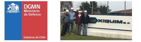 DGMN realiza reuniones técnicas con científicos y empresas en Concepción