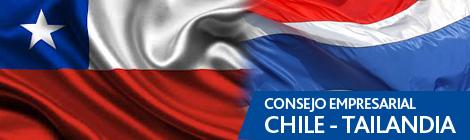 Relanzamiento Consejo Empresarial Chile - Tailandia en SOFOFA