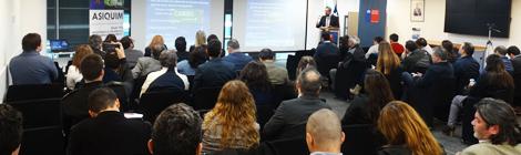 ASIQUIM realizó exitoso seminario de sustentabilidad y buenas prácticas