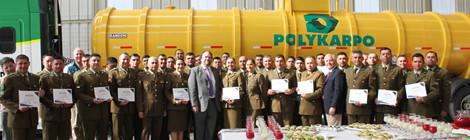 Finaliza curso piloto de SGCR  para carabineros
