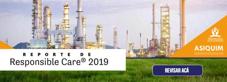 Banner reporte responsible care 2019