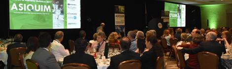 Cena anual de la Industria Química reunió a más de 180 representantes de empresas del sector