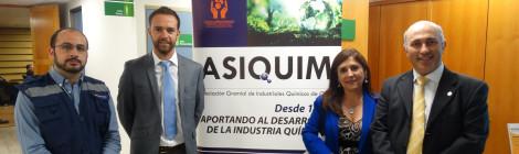 """ASIQUIM realizó seminario """"Lecciones Aprendidas en Emergencias"""""""