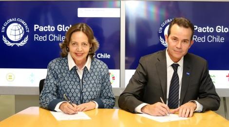 BASF Chile adhiere a la red local de Pacto Global