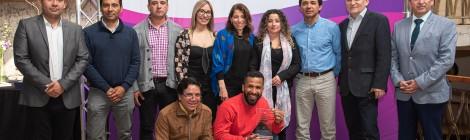 Grupo Liguria recibió distinción en premiación IST