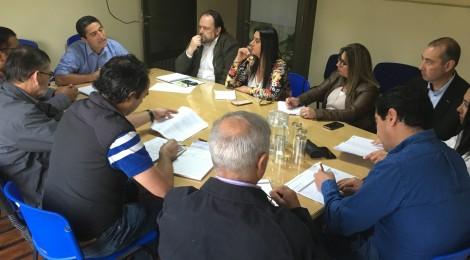 COMITÉ REGIONAL ORGANIZÓ REUNIÓN PARA CONOCER PLAN DE PREVENCIÓN Y DESCONTAMINACIÓN ATMOSFÉRICA