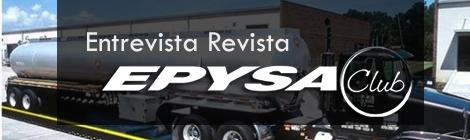 """Entrevista Revista Epysaclub """"Máximo control sobre el peligro"""""""
