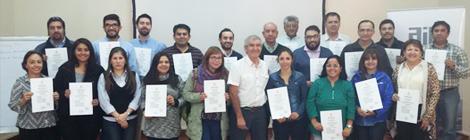 En Antofagasta ASIQUIM realizó taller de formación de Auditores en Conducta Responsable