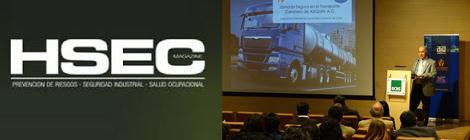ASIQUIM realiza IV Jornada de Seguridad en el Transporte Carretero
