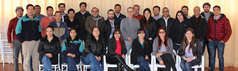 ASIQUIM zona norte realiza taller auditores internos en conducta responsable