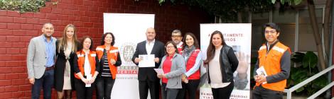BUREAU VERITAS CHILE S.A. celebra el día mundial de la seguridad y salud en el trabajo.