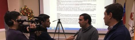 CURSO DE MANEJO DE MEDIOS PONE A PRUEBA HABILIDADES COMUNICACIONALES DE SOCIOS ASIQUIM REGIONAL SUR