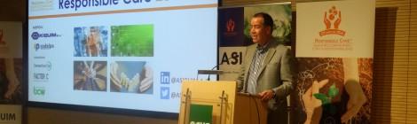 ASIQUIM realizó seminario que promueve buenas prácticas en la industria química