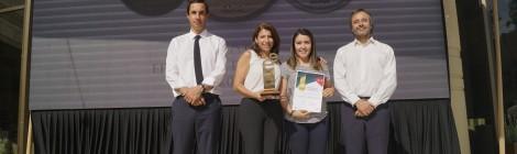 Química Rhenium / Grupo Liguria fueron reconocidas con el Sello de Eficiencia Energética en su máxima categoría